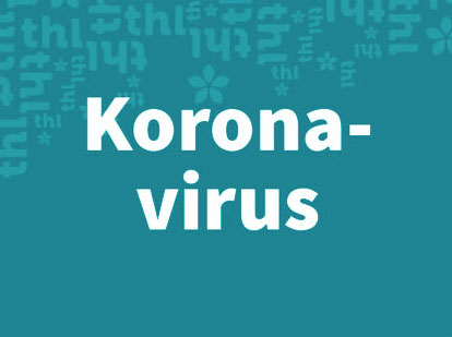 Avaa THL:n sivu josta löydät tietoa koronaviruksesta